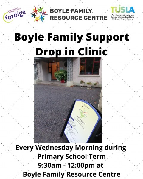 Family Support Drop In Clinic